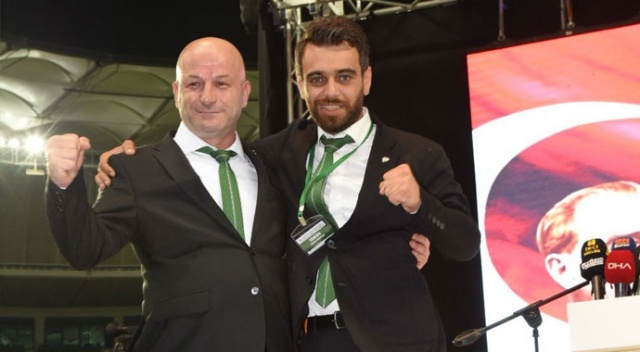 Bursaspor'da yeni başkan belli oldu
