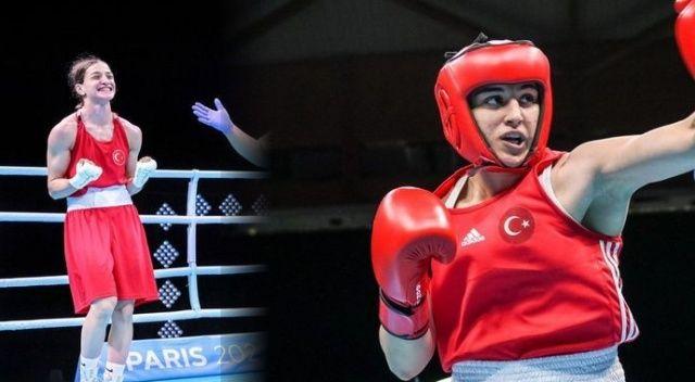 Buse Naz Çakıroğlu ve Busenaz Sürmeneli'den bir başarı daha