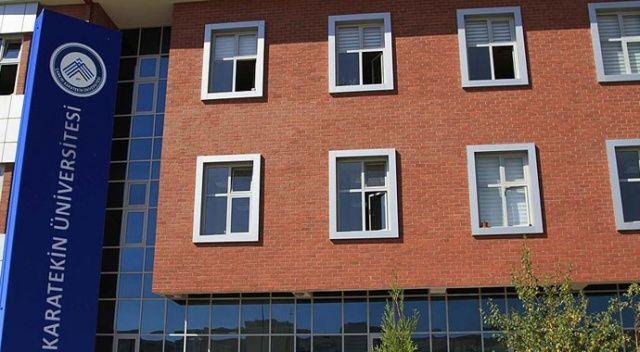 Çankırı Karatekin Üniversitesi 2 öğretim üyesi alacak
