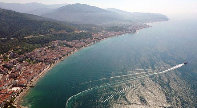 Çevre Bakanı Kurum, Marmara Denizi'ndeki son durumu açıkladı