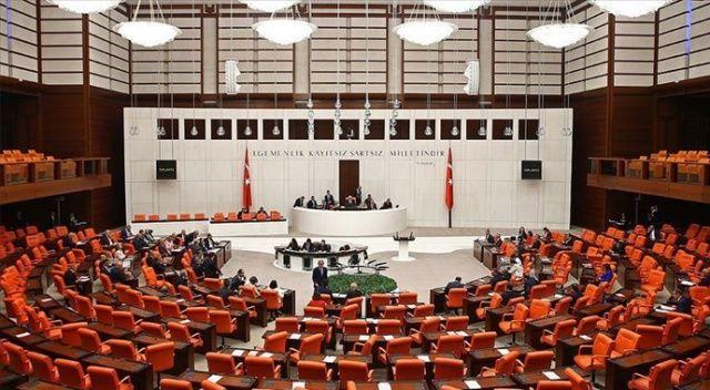 Ceza infaz kanununda değişiklik mecliste kabul edildi