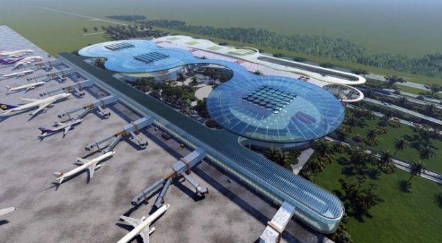 Çukurova Havalimanı'na 2,3 milyar TL teşvik