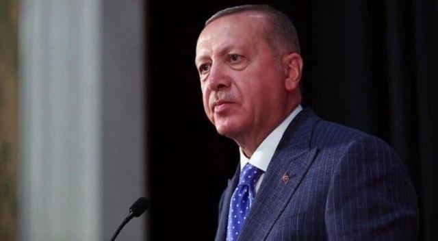 Cumhurbaşkanı Erdoğan'dan Filistinli çocuklara mesaj