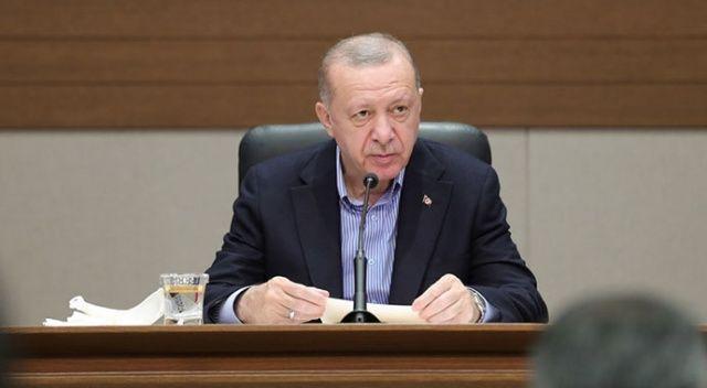 Erdoğan'dan kritik görüşme öncesi F-35 açıklaması