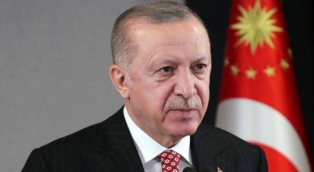 Cumhurbaşkanı Erdoğan'dan şehit ailesine başsağlığı