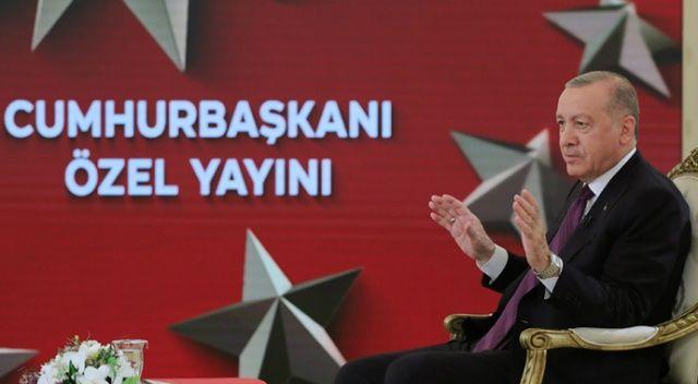 Cumhurbaşkanı Erdoğan'dan tepki: Dağdaki PKK'lı ile mi anayasa yapacaksınız?