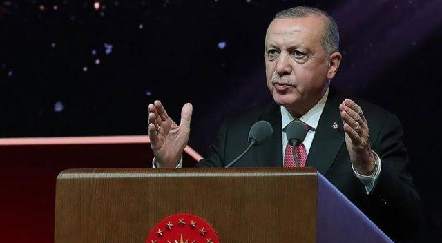 Cumhurbaşkanı Erdoğan: Kirli gündemlere itibar etmeden yolumuza devam edeceğiz