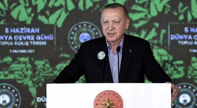 Cumhurbaşkanı Erdoğan: Müsilaj belasından denizlerimizi kurtaracağız