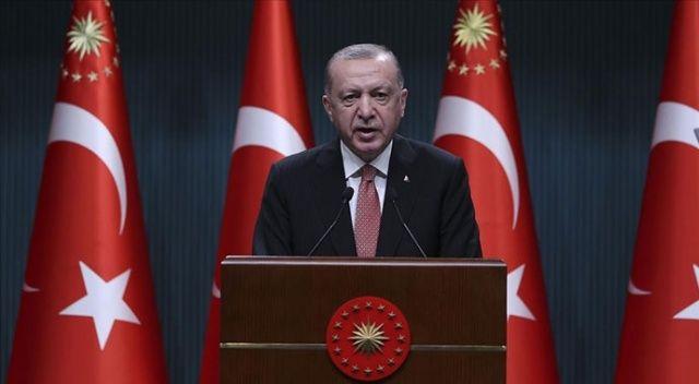 Erdoğan: 1 Temmuz'da sokak kısıtlamasını kaldırıyoruz