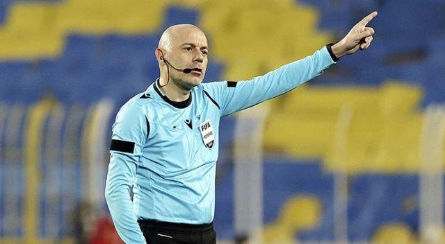 Cüneyt Çakır'a EURO 2020'de görev