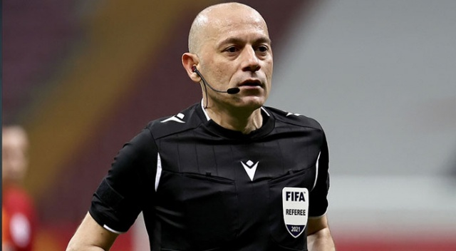 Cüneyt Çakır, Ukrayna-Avusturya maçını yönetecek