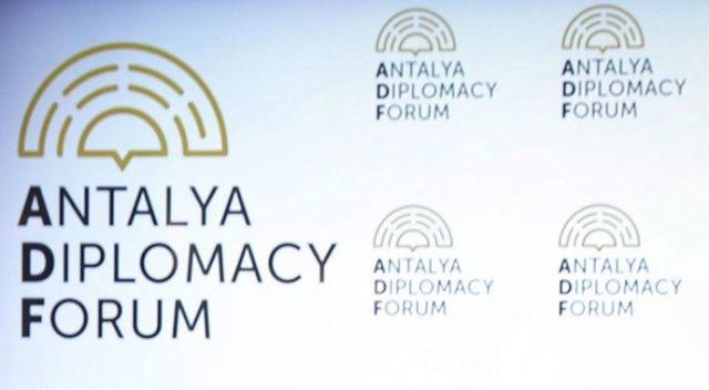 Diplomasinin kalbi Antalya'da atacak