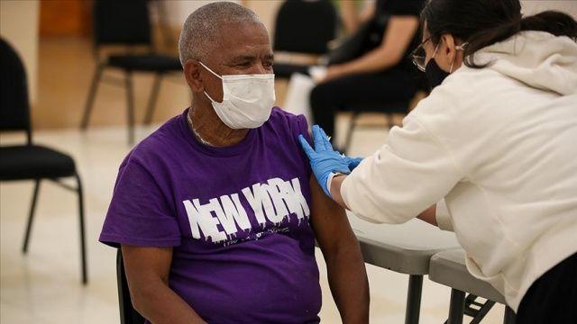 Dünyada 2 milyar 790 milyon dozdan fazla koronavirüs aşısı yapıldı