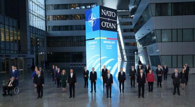 Dünyanın gözü Brüksel'de! NATO Zirvesi sona erdi