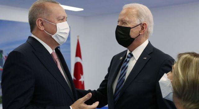 Erdoğan'dan Biden'a: S-400 konusunda geri adım atmayız