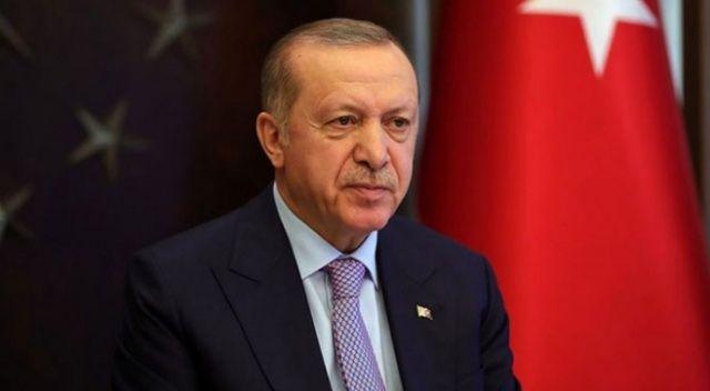 Erdoğan LGS'ye girecek öğrencilere başarılar diledi