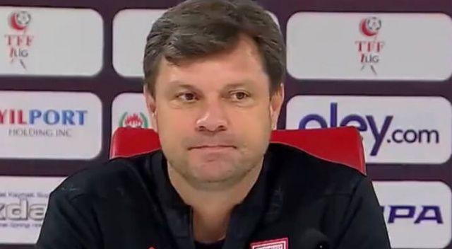 Ertuğrul Sağlam: 2. Lig'de takım çalıştırmayacağım