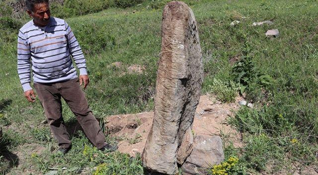 Erzurum'da 3 bin 500 yıllık heyecanlandıran buluş