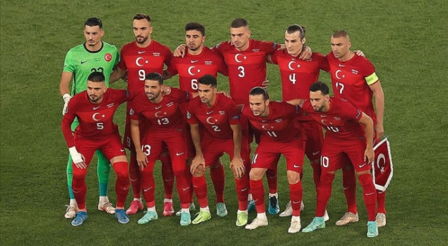 Türkiye, Galler'e 2-0 mağlup oldu