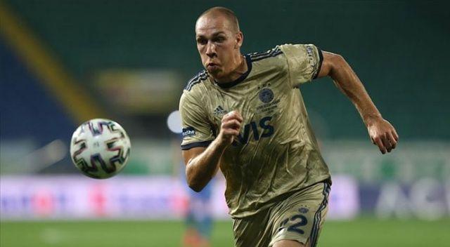 Fenerbahçe'de Michael Frey, Antwerp'e transfer oldu