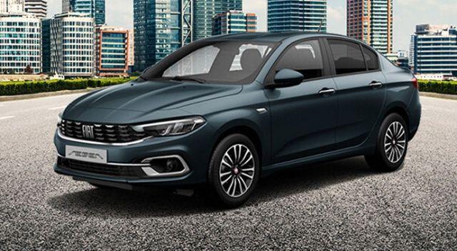 Fiat Egea Haziran fiyat listesi: Kredili kampanya fırsatı