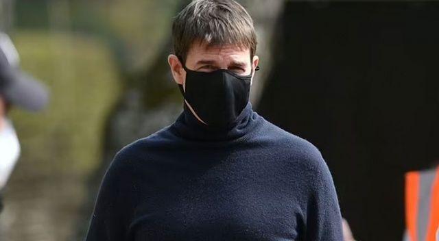 Film ekibinden 10 kişide Covid-19 çıktı! Tom Cruise, kendini iki hafta karantinaya aldı