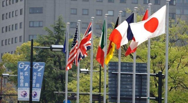 G7, Covid-19'un kökenleri hakkında soruşturma çağrısında bulundu