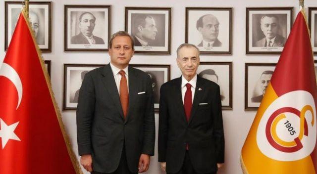 Galatasaray'da Burak Elmas dönemi resmen başladı