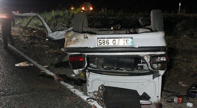 Gaziantep'te korkunç kaza, çok sayıda ölü ve yaralı var