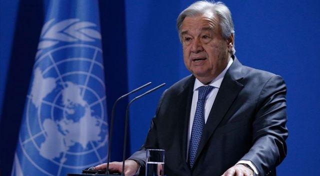Guterres, ikinci kez BM Genel Sekreterliğine atandı