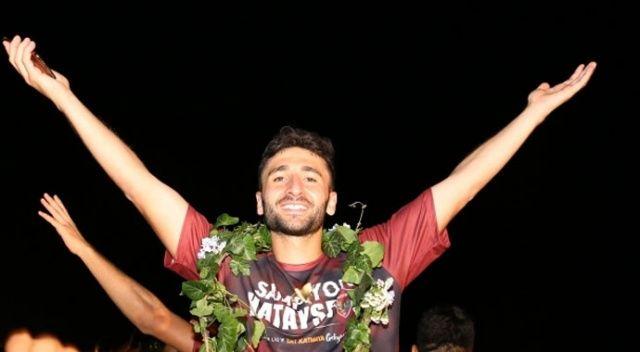 Hatayspor'da sözleşmesi biten Yusuf Abdioğlu ile yollar ayrıldı