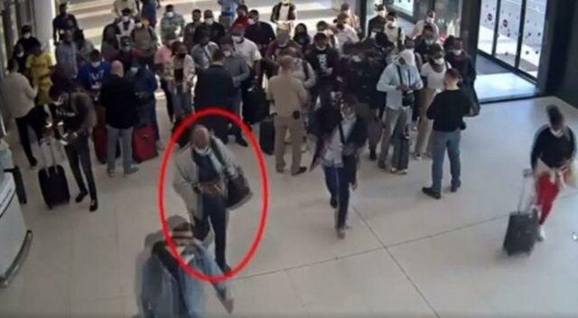 Havalimanında yakalandı, midesinden 2 kilo uyuşturucu çıktı