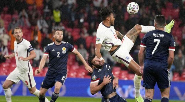 İngiltere ve İskoçya puanları paylaştı