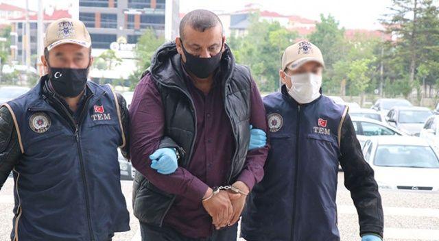Interpol tarafından aranan DEAŞ'lı Bolu'da yakalandı