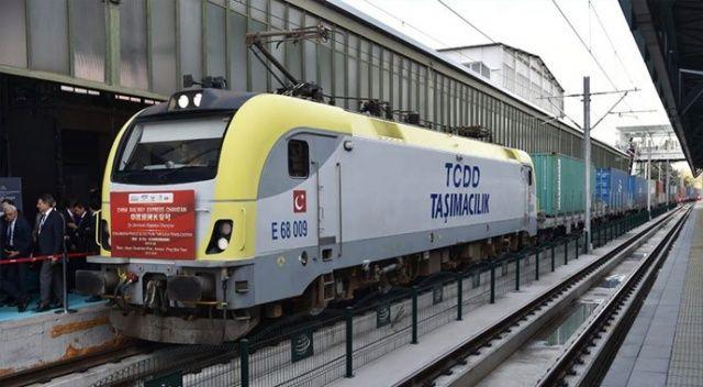 İpek Yolu'nda yolcu treni seferleri de başlayacak