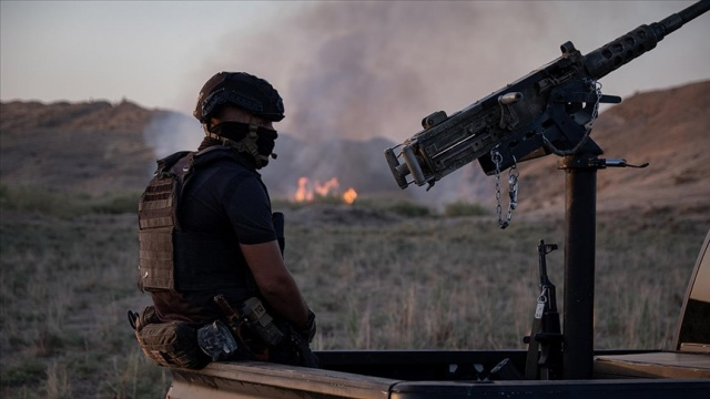 Irak'ta DEAŞ'a karşı operasyon başlatıldı