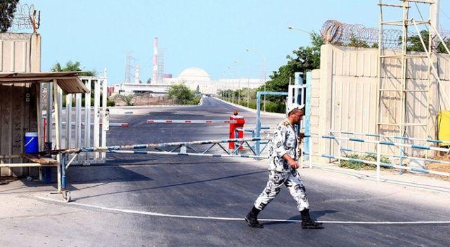 İran'daki bir nükleer santralin faaliyeti 'acil durum' üzerine durduruldu