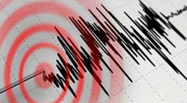 İran Türkiye sınırında 4,2'lik deprem