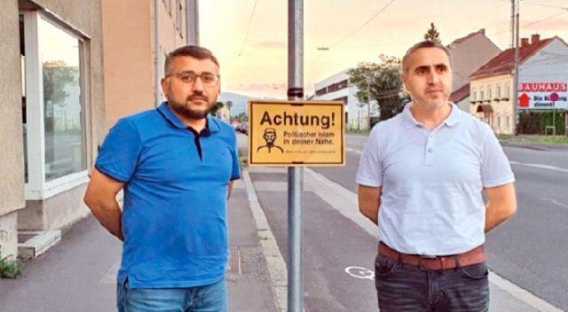 Irkçılar, camileri hedef gösterdi