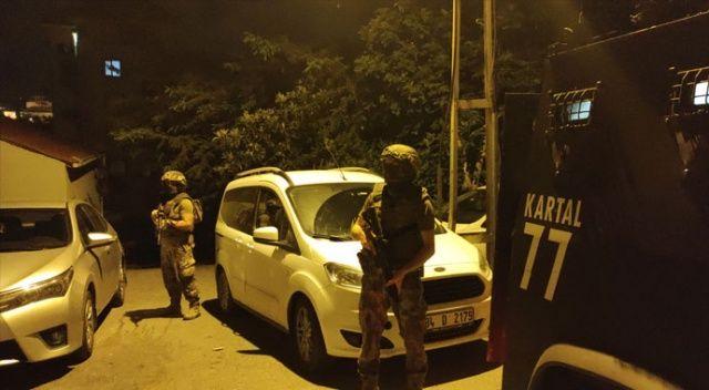 İstanbul merkezli 3 ilde DEAŞ operasyonu: 32 gözaltı
