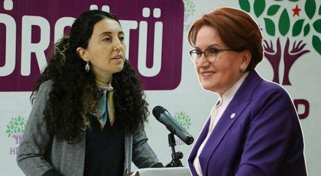 İyi Parti ve HDP arasında adaylık kavgası