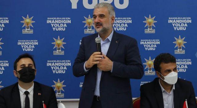 Kabaktepe'den İmamoğlu'na çağrı: İstanbul'un hizmet kalitesini düşürmeyin