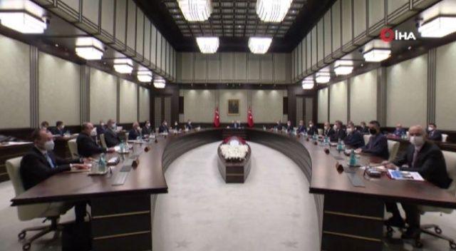 Kabine toplantısının tarihi öne çekildi