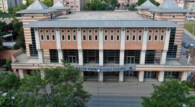Kadir Topbaş'ın adı 'Halk Sarayı'na verildi