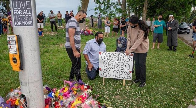"""Kanada Başbakanı 4 Müslümanın öldürülmesine """"terör saldırısı"""" dedi"""