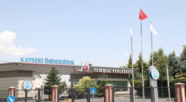Kayseri Üniversitesi 4 öğretim üyesi alacak