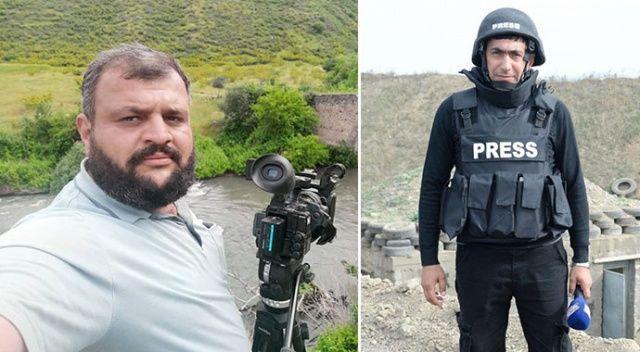 Kelbecer'de mayın patladı: 2'si gazeteci 3 Azerbaycanlı hayatını kaybetti