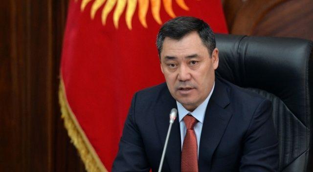 Kırgız Cumhurbaşkanı Türkiye'ye geliyor