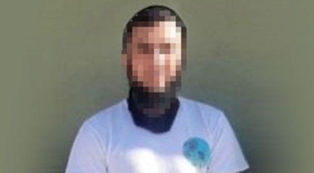 Kırmızı bültenle aranan terörist sınırda yakalandı