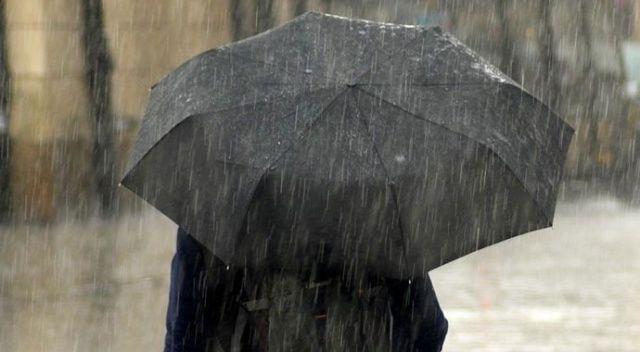Meteorolojiden 13 il için 'sarı kod' uyarısı: Kuvvetli bekleniyor
